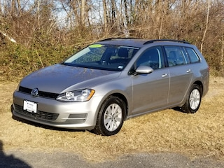 Used  2016 Volkswagen Golf SportWagen TSI Wagon for sale in Staunton, VA