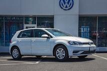 Featured new Volkswagen cars 2018 Volkswagen Golf TSI SE Hatchback for sale near you in Staunton, VA