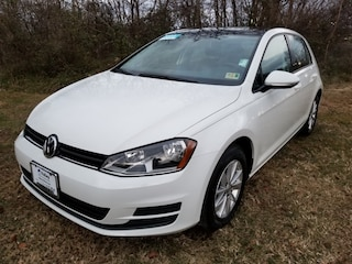 Used  2016 Volkswagen Golf TSI Hatchback for sale in Staunton, VA