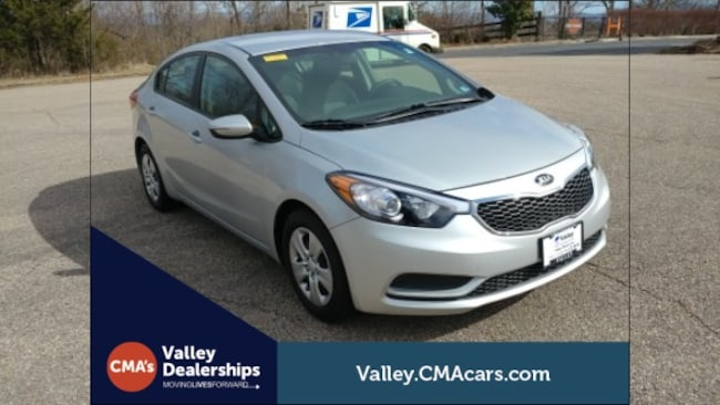 Used 2015 Kia Forte LX FWD Sedan for sale in Staunton, VA