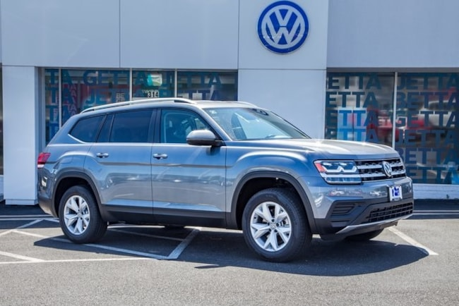 New 2018 Volkswagen Atlas 3.6L V6 S SUV for sale in Staunton, VA