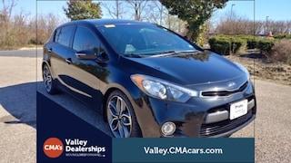 Used  2015 Kia Forte5 SX FWD Hatchback KNAFZ5A37F5299713 for sale in Staunton, VA