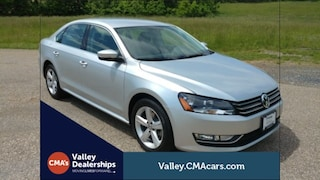 Certified pre-owned VW 2015 Volkswagen Passat 1.8T Sedan for sale near you in Staunton, VA