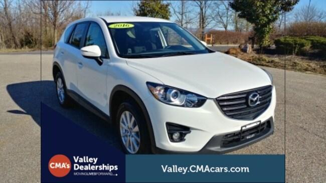 Used 2016 Mazda Mazda CX-5 Touring SUV for sale in Staunton, VA
