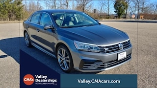 Certified pre-owned VW 2016 Volkswagen Passat 1.8T Sedan for sale near you in Staunton, VA