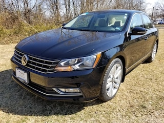 Certified pre-owned VW 2016 Volkswagen Passat 1.8T SEL Sedan for sale near you in Staunton, VA