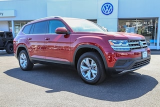 New 2018 Volkswagen Atlas 3.6L V6 S 4MOTION SUV V8886 for sale in Staunton, VA