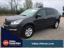 Featured used cars, trucks, and SUVs 2017 Chevrolet Traverse LS SUV for sale near you in Staunton, VA