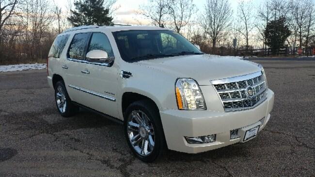Used 2014 CADILLAC Escalade Platinum SUV for sale in Staunton, VA