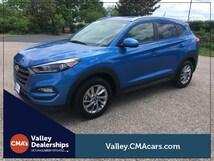 Featured used cars, trucks, and SUVs 2016 Hyundai Tucson SE SUV for sale near you in Staunton, VA