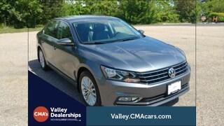 Used  2016 Volkswagen Passat 1.8T SE Sedan 1VWBT7A36GC052885 for sale in Staunton, VA