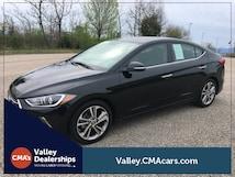 Featured used cars, trucks, and SUVs 2017 Hyundai Elantra Limited w/PZEV Sedan for sale near you in Staunton, VA