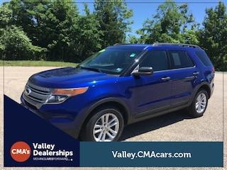Used  2015 Ford Explorer Base SUV 1FM5K7B87FGA62132 for sale in Staunton, VA