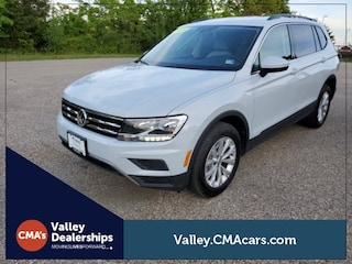 Certified pre-owned VW 2019 Volkswagen Tiguan 2.0T SUV for sale near you in Staunton, VA