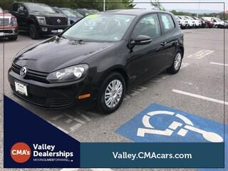 Used  2011 Volkswagen Golf 2.5L 2-Door Hatchback WVWAA7AJ2BW212383 for sale in Staunton, VA