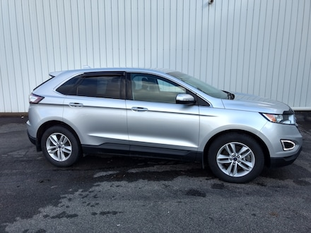 Featured used 2015 Ford Edge SEL SUV for sale in Fredonia, NY