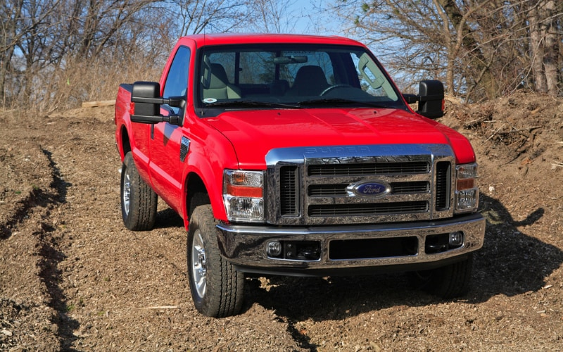 used Ford f-350 truck in Colorado Springs