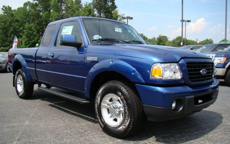 used Ford Ranger in Colorado Springs