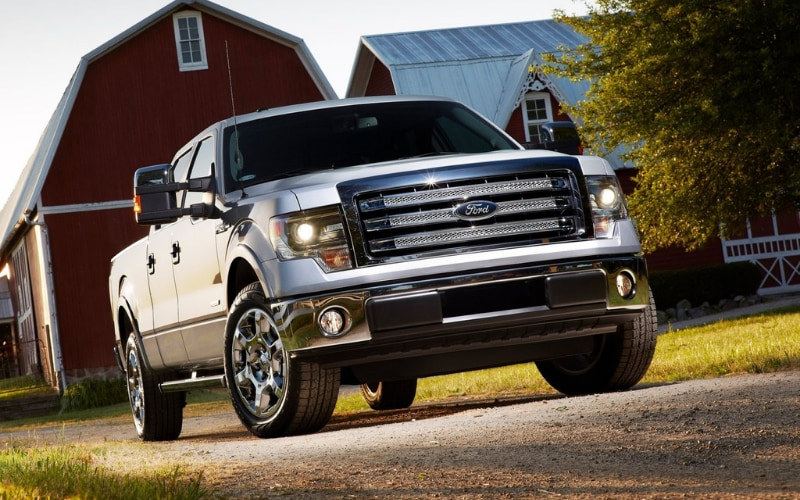 used Ford f-150 truck in Colorado Springs