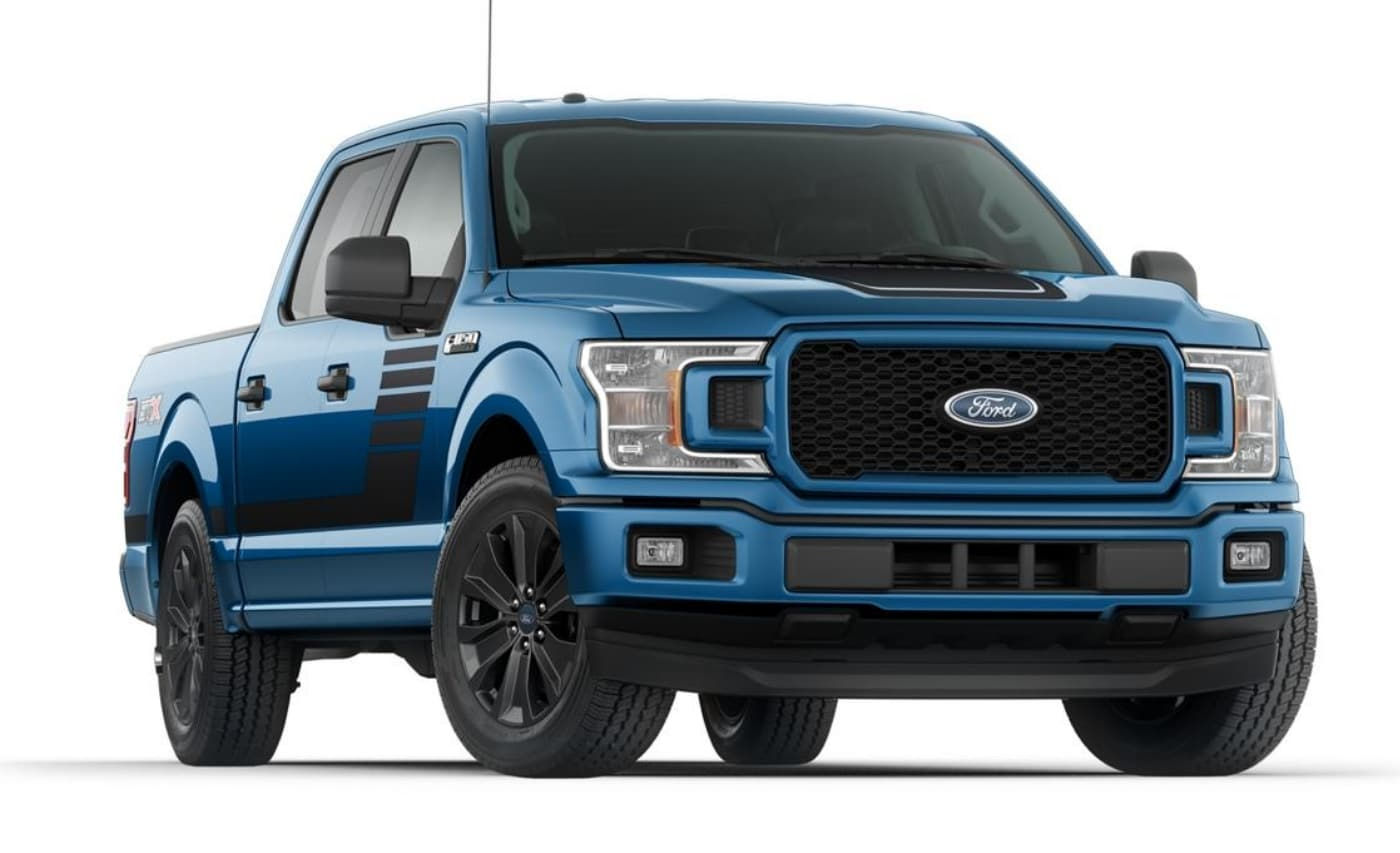 Ford Stx Vs Xlt Explained What Is Stx Phil Long Valucar