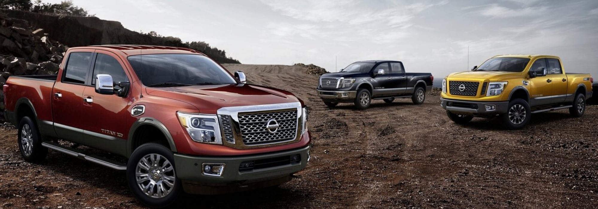Used Nissan Trucks for Sale in Colorado Springs