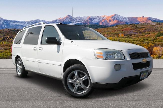 2005 Chevrolet Uplander Van Extended Passenger Van