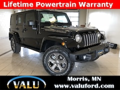 2018 Jeep Wrangler JK UNLIMITED GOLDEN EAGLE 4X4 Sport Utility