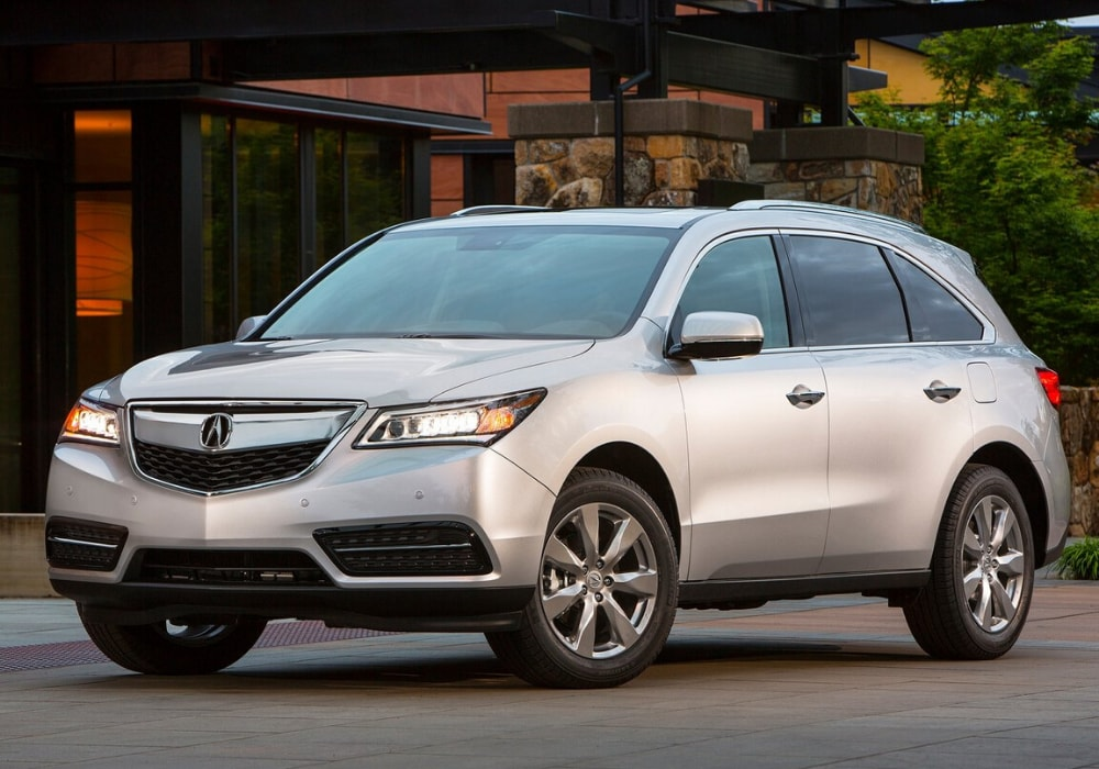 2016 Acura MDX for sale in Colorado Springs