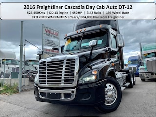 2016 FREIGHTLINER Cascadia Day Cab DT-12 Auto