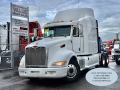 2014 PETERBILT 386 455HP | MX13 | 13 Speed Manual