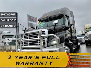 Used 2018 FREIGHTLINER Cascadia Evolution For Sale at VALUE