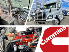 2016 FREIGHTLINER Cascadia ISX | AUTO & 6 Months Warranty