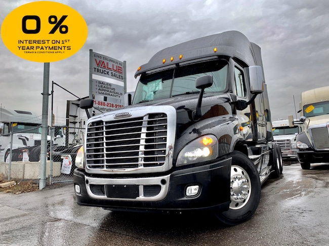 Used 2015 FREIGHTLINER Cascadia Evolution For Sale at VALUE
