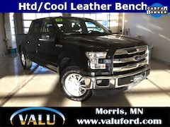 Used Vehicles for sale 2015 Ford F-150 Truck SuperCrew Cab in Morris, MN