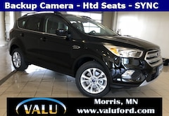 New Chrysler, Dodge, Jeep, Ram & Ford 2018 Ford Escape SE SUV for sale in Morris, MN
