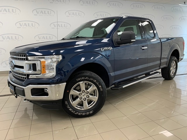 Used 2018 Ford F-150 XLT with VIN 1FTEX1EP1JKG11030 for sale in Morris, Minnesota