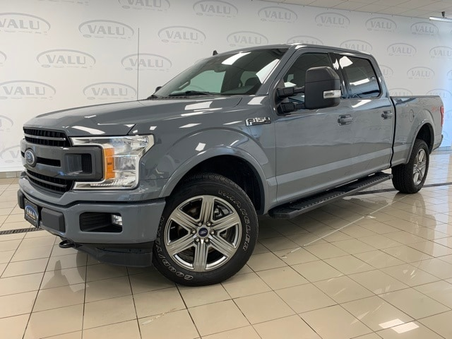 Used 2019 Ford F-150 XLT with VIN 1FTFW1E59KFA88369 for sale in Morris, Minnesota