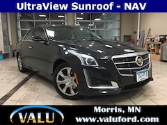 2014 Cadillac CTS 2.0 Turbo Luxury Sedan
