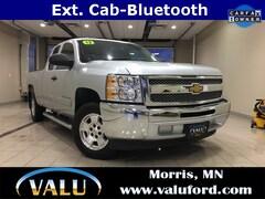 2012 Chevrolet Silverado 1500 LT Extended Cab Truck