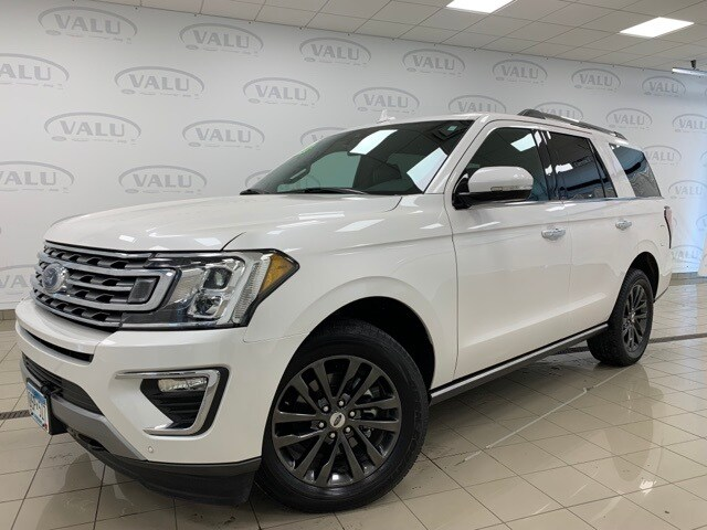 Used 2019 Ford Expedition Limited with VIN 1FMJU2AT2KEA83610 for sale in Morris, Minnesota