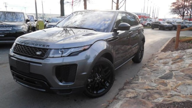 New 2018 Land Rover Range Rover Evoque HSE Dynamic SUV for sale in Midlothian, VA near Richmond, VA.