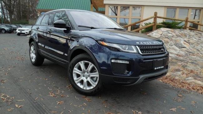 New 2019 Land Rover Range Rover Evoque SE Premium SUV for sale in Midlothian, VA near Richmond, VA.