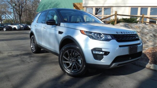 New 2019 Land Rover Discovery Sport HSE SUV for sale in Midlothian, VA near Richmond, VA.