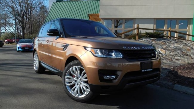 2016 Land Rover Range Rover Sport V8 Dynamic **HOT ZANZIBAR** SUV