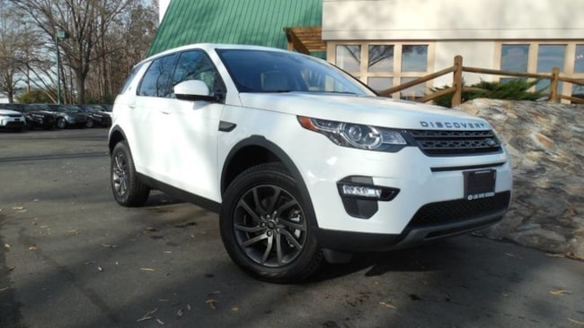 New 2019 Land Rover Discovery Sport SE for sale in Midlothian, VA near Richmond, VA.