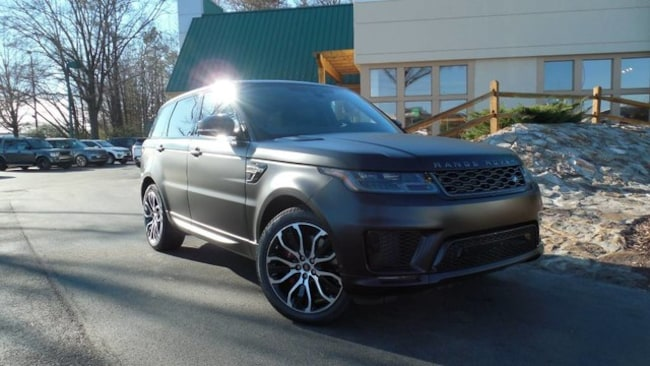 New 2019 Land Rover Range Rover Sport Supercharged Dynamic for sale in Midlothian, VA near Richmond, VA.