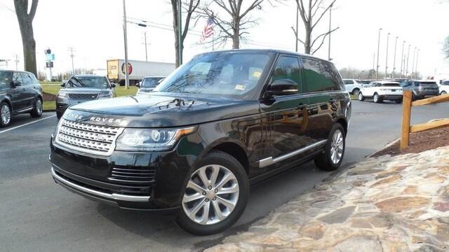 2015 Land Rover Range Rover HSE SUV