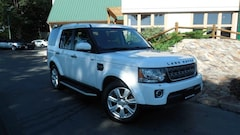 2016 Land Rover LR4 HSE SUV