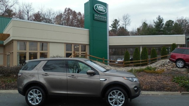 Used' 2017 Land Rover Discovery Sport HSE SUV for sale in Richmond, VA