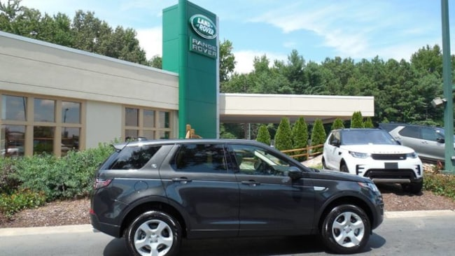 New 2017 Land Rover Discovery Sport HSE for sale in Midlothian, VA near Richmond, VA.